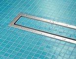 Душевой лоток 900мм из матовой нержавеющей стали Viega Advantix 618025