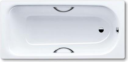 Ванна стальная 180x80см с отверстиями для ручек Kaldewei SANIFORM PLUS STAR 337 1337.0001.0001