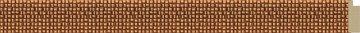 Зеркало в багетной раме 61x81см мозаика медь 46мм Evoform BY 3163