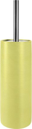 Ёрш с подставкой керамика, фисташковый Spirella Tube Ribbed 1018520