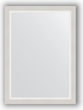 Зеркало 52x72см в багетной раме алебастр Evoform BY 0791