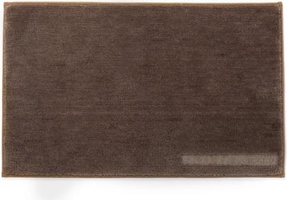 Коврик для ванной комнаты полиэстер 50x80см коричневый Spirella Savon De Marseille Sormiou 4007293