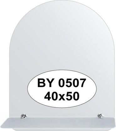 Зеркало 40x50см с полкой Evoform BY 0507