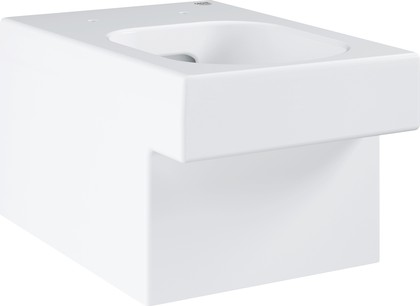 Унитаз подвесной Grohe Cube Ceramic PureGuard, безободковый 3924500H