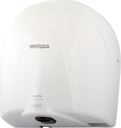 Электросушитель для рук высокоскоростной, белый Connex HD-900 WHITE