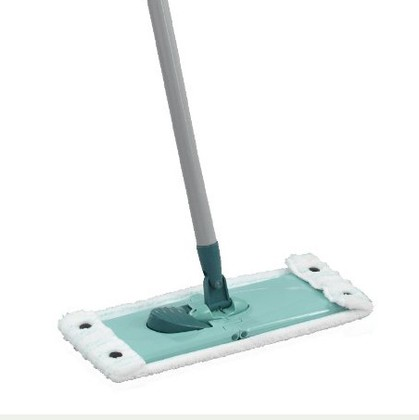 Швабра хозяйственная для пола, 33см Leifheit CLEAN TWIST micro duo 55310