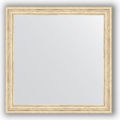 Зеркало 63x63см в багетной раме слоновая кость Evoform BY 0780