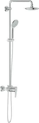 Душевая поворотная система со смесителем, хром Grohe EUPHORIA System 180 27473000