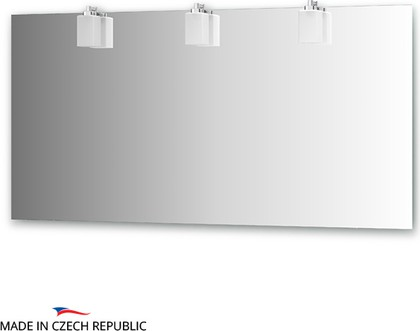Зеркало со светильниками 150х75см Ellux BOL-A3 0218