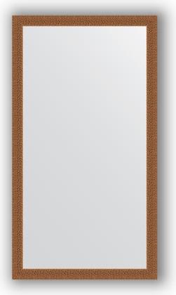 Зеркало в багетной раме 61x111см мозаика медь 46мм Evoform BY 3195