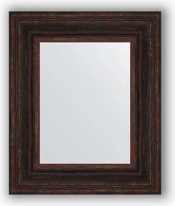 Зеркало в багетной раме 49x59см темный прованс 99мм Evoform BY 3030