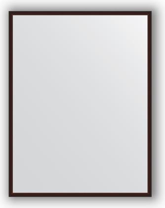 Зеркало 68x88см в багетной раме махагон Evoform BY 0673