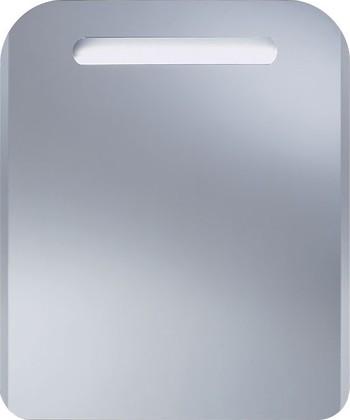 Зеркало 55x65см с фацетом и подсветкой Dubiel Vitrum LUNA 5905241903545