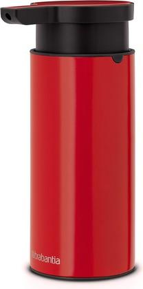 Диспенсер для жидкого мыла пламенно-красный Brabantia 106989