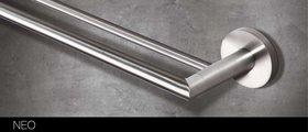 Дозатор для мыла нержавеющая сталь, настенный Bemeta Neo 104109035