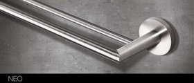 Крючок 55x55x50мм, матовая сталь Bemeta Neo 104106025