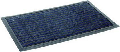 Коврик придверный 45x75см для помещения синий, полипропилен Golze TOUCHDOWN CLASSIC 644-30-434