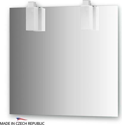 Зеркало со светильниками 80x75см Ellux RUB-B2 0211