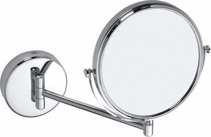 Зеркало косметическое Bemeta, настенное, d19см, хром 112201522