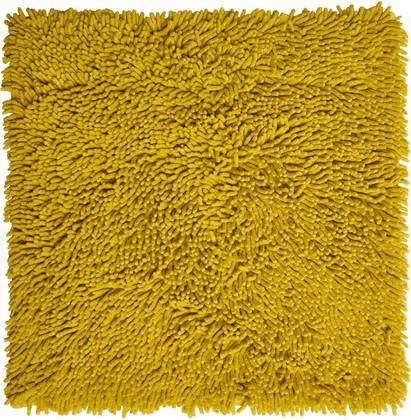 Коврик для ванной 55x55см жёлтый Grund Corall 2624.61.7285