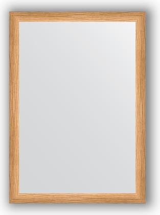 Зеркало 50x70см в багетной раме клён Evoform BY 0629