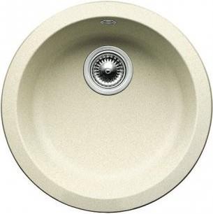 Кухонная мойка без крыла, гранит, жасмин Blanco RONDO 511623