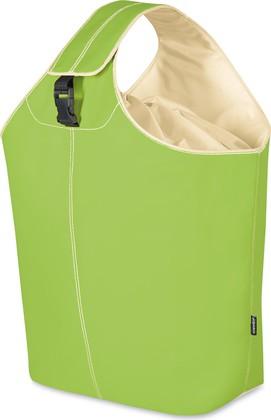 Сумка для белья 40л зелёная Spirella MAXI-BAG 1017869