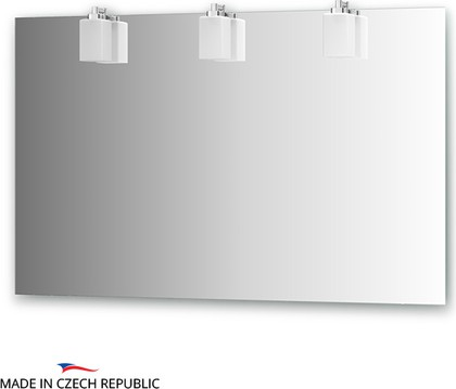 Зеркало со светильниками 120x75см Ellux BOL-A3 0215