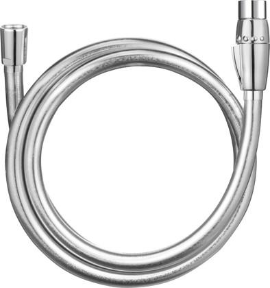 Шланг с металлическим эффектом 1600мм, серебристый Kludi LOGOFLEX ECO 6107405-00