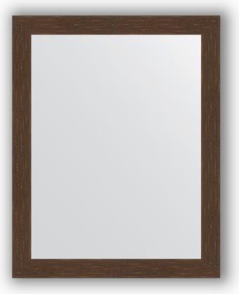 Зеркало в багетной раме 76x96см мозаика античная медь 70мм Evoform BY 3273
