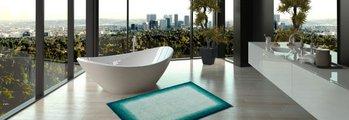 Коврик для ванной 60x100см бензиновый Grund Avalon b3623-16220