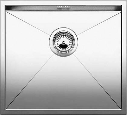 Кухонная мойка без крыла, нержавеющая сталь зеркальной полировки Blanco ZEROX 450-IF 517242