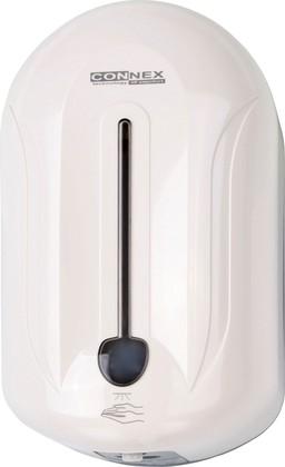 Дозатор для жидкого мыла автоматический (сенсорный), белый Connex ASD-110 WHITE