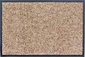 Коврик придверный 60х90см, песочный Golze Proper Tex Uni 618-55-06
