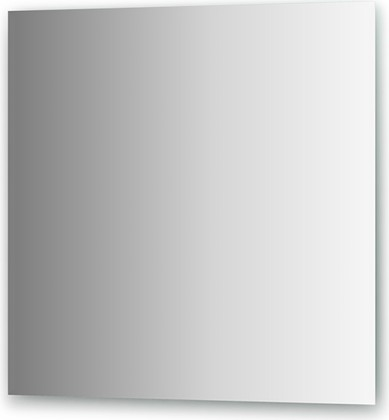 Зеркало 80x80см с фацетом 15мм Evoform BY 0921