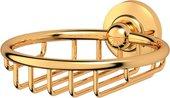Мыльница-решётка, золото 3SC STI 206
