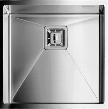 Кухонная мойка без крыла, нержавеющая сталь Omoikiri Taki-44-U 4993044