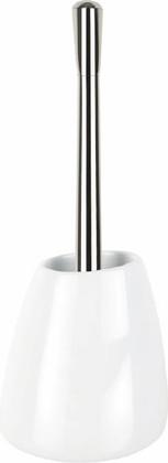 Ёршик для туалета с белой подставкой Spirella Etna Shiny 1016111