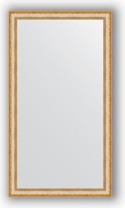 Зеркало в багетной раме 75x135см версаль кракелюр 64мм Evoform BY 3301