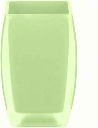 Стакан для зубных щёток зелёный Spirella Freddo 1016100