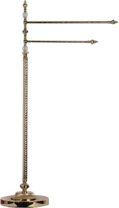 Держатель полотенец напольный, золото TW Murano TWMU BA106/OVTOoro