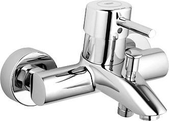 Смеситель однорычажный для ванны, хром Grohe CONCETTO 32211000
