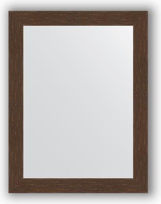 Зеркало в багетной раме 66x86см мозаика античная медь 70мм Evoform BY 3177