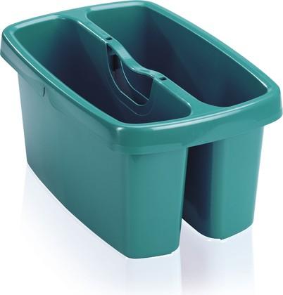 Ведро с 2-мя отделениями для мытья окон Leifheit COMBI Box 52001