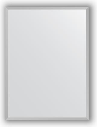 Зеркало в багетной раме 56x76см хром 18мм Evoform BY 3161