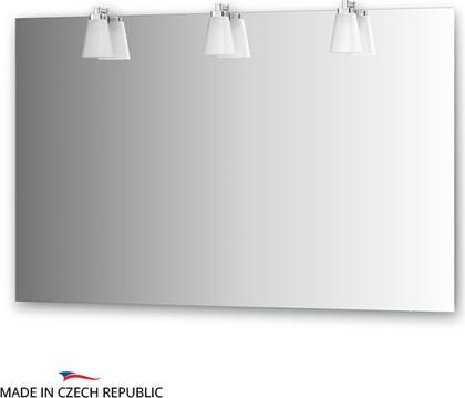 Зеркало со светильниками 120x75см Ellux LAG-A3 0215
