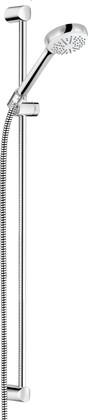 Душевой гарнитур 1 вид струи, 0.9м, хром Kludi LOGO 6819005-00
