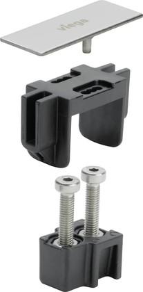 Набор комплектующих для соединения элементов Viega Advantix Vario, глянцевый 711801