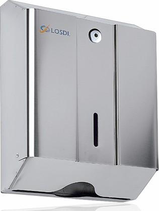 Держатель бумажных полотенец настенный LOSDI CO-0104-L