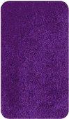 Коврик для ванной 70x120см фиолетовый Spirella HIGHLAND 1013078